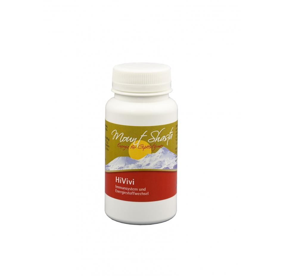 MOUNT SHASTA HIVIVI 32g, ca. 76 Kapseln Produkte Smoothie Frucht Pulver