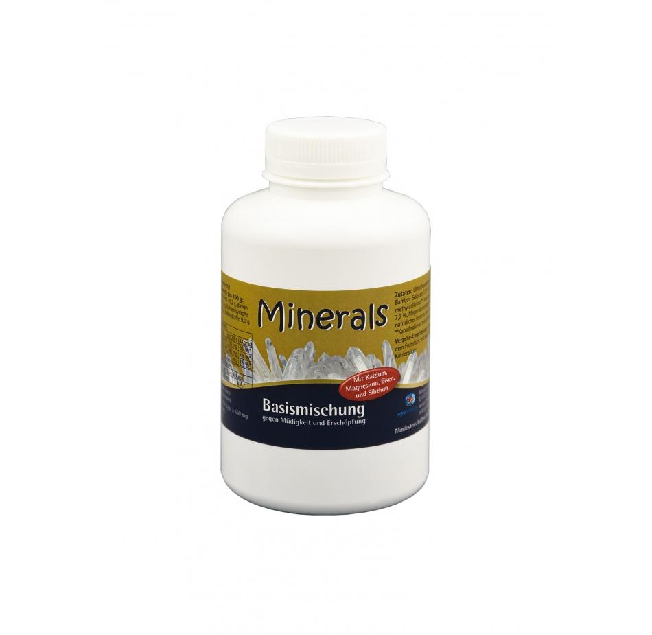 Minerals Basismischung, 85g, ca. 130 Kapseln