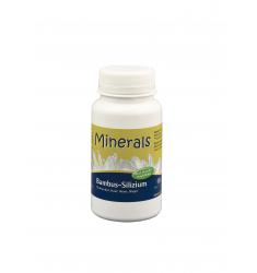 Minerals Bambus-Silzium 95% , 39g, ca. 90 Kapseln a 433 mg