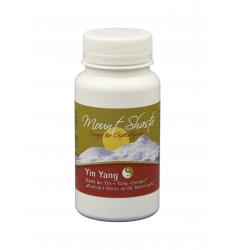 Mount Shasta Yin Yang 45 g, ca. 90 Kapseln a' 500 mg