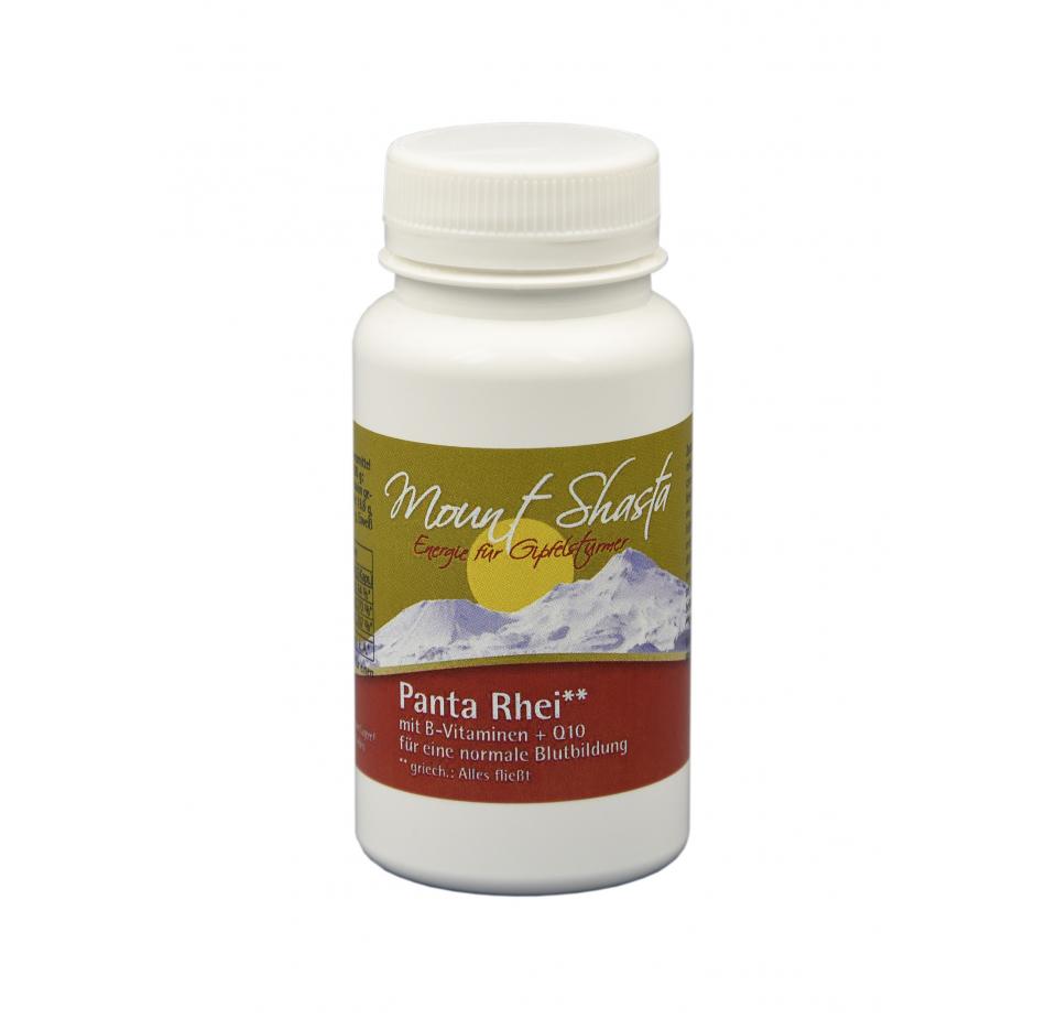 Mount Shasta Panta Rhei 41,4 g, ca. 90 Kapseln a' 460 mg