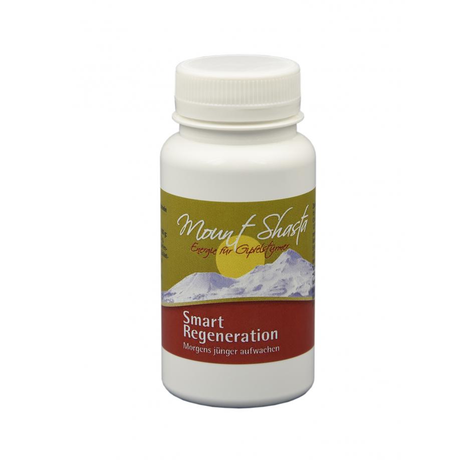 Mount Shasta Smart Regeneration 50 g, ca. 100 Kapseln a' 500 mg