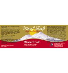Mount Shasta Männerfreude 45 g, ca. 90 Kapseln a' 500 mg