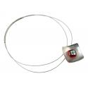 INKA Halskette mit 2-fach Edelstahlband, beschichtet HIP-Serie jetzt zum Aktionspreis statt 129.00 € EC350IHE Energy Collecti...