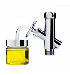Elixator douche, mit 4x40 ml Bio-Pflegeöl