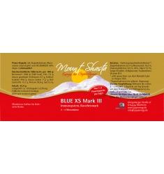 "Mount Shasta BLUE XS Mark III 2 x 32,4 g, entspr. ca. 240 Kapseln à 270 mg im ""Doppelpack"""