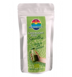 BLUEGREEN GREENLIGHT.PLUS BIO Smoothie 90 g Inhalt