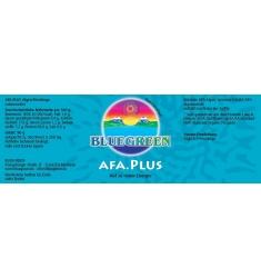 BLUEGREEN AFA.Plus Presslinge Familiedose 90g, ca. 360 Presslinge  á 250 mg