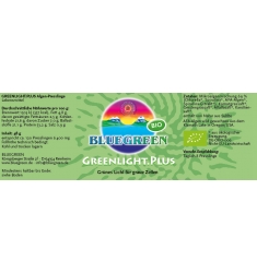 BLUEGREEN GREENLIGHT.PLUS BIO Presslinge 48g, ca. 120 Stück