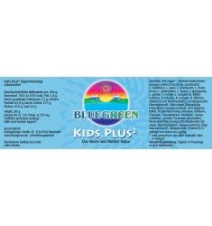 BLUEGREEN KIDS.PLUS² Presslinge 30g, ca. 120 Stück