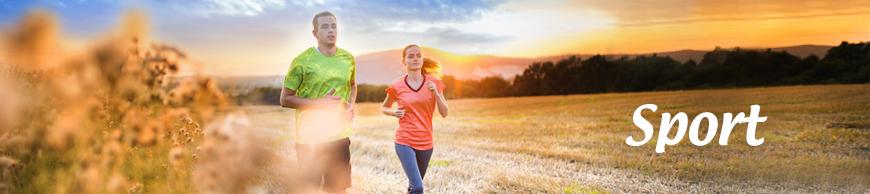 Nahrungsergänzung für den aktiven Sport und Fitness